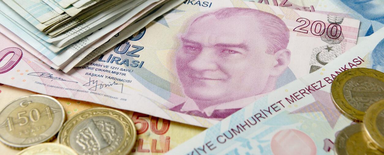 أسعار صرف العملات مقابل الليرة التركي