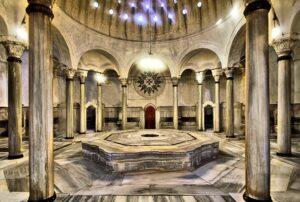 حمام تشمبرليتاش Çemberlitaş Hamamı - اسطنبول
